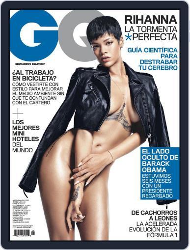 Gq Latin America (Digital) February 5th, 2013 Issue Cover