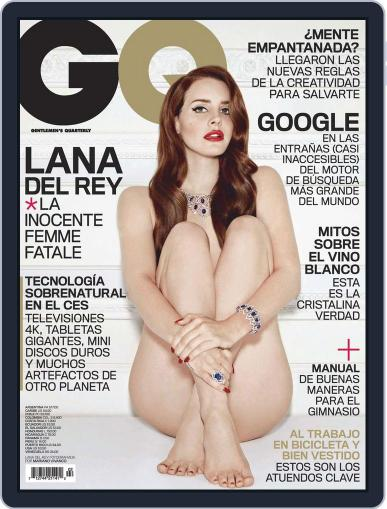 Gq Latin America (Digital) March 1st, 2013 Issue Cover