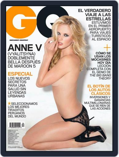 Gq Latin America (Digital) May 2nd, 2013 Issue Cover