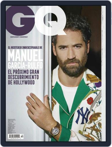 Gq Latin America (Digital) November 1st, 2018 Issue Cover