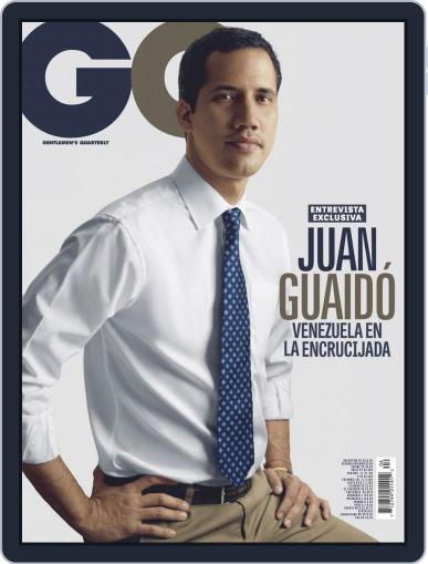 Gq Latin America (Digital) May 1st, 2019 Issue Cover