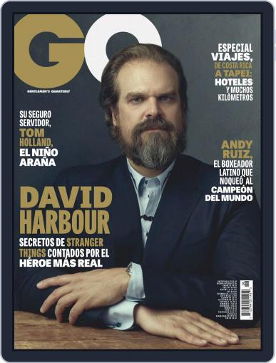 Gq Latin America (Digital) July 1st, 2019 Issue Cover