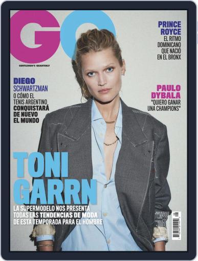 Gq Latin America (Digital) September 1st, 2019 Issue Cover