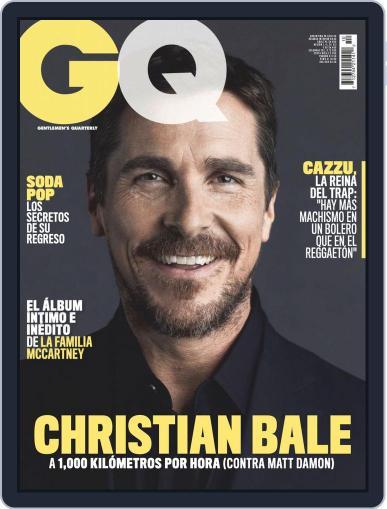 Gq Latin America (Digital) November 1st, 2019 Issue Cover