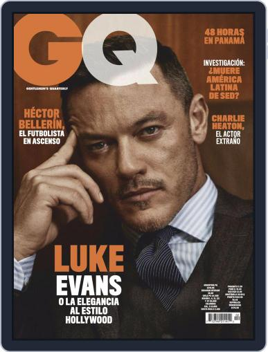 Gq Latin America (Digital) March 1st, 2020 Issue Cover