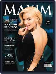 Maxim México (Digital) Subscription October 31st, 2014 Issue
