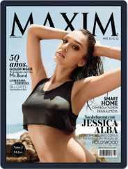 Maxim México (Digital) Subscription November 30th, 2014 Issue