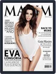Maxim México (Digital) Subscription December 31st, 2014 Issue