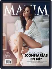 Maxim México (Digital) Subscription March 9th, 2015 Issue