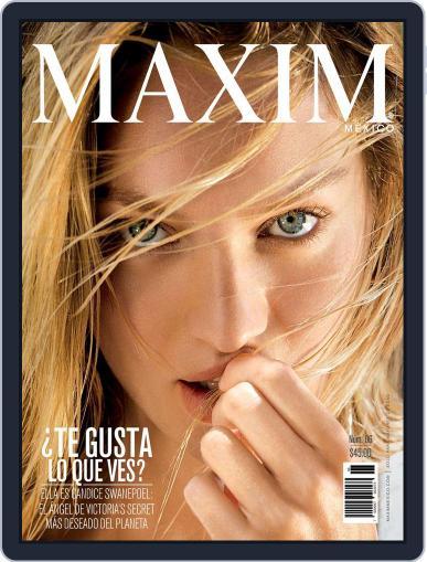 Maxim México (Digital) April 9th, 2015 Issue Cover