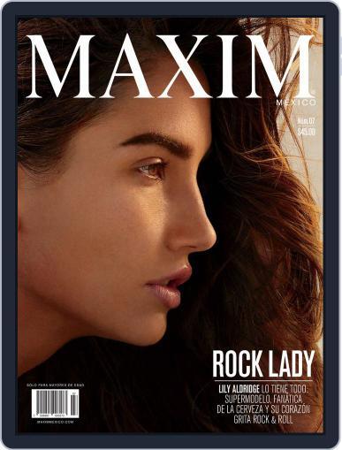 Maxim México (Digital) May 13th, 2015 Issue Cover