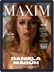 Maxim México (Digital) Subscription September 1st, 2018 Issue