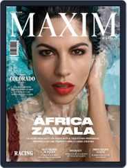 Maxim México (Digital) Subscription October 1st, 2018 Issue