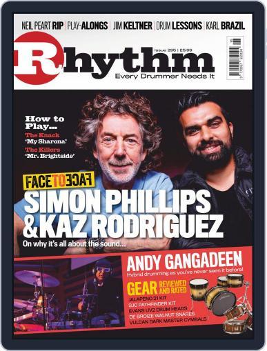 Rhythm (Digital) March 1st, 2020 Issue Cover
