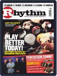 Rhythm (Digital) Subscription April 1st, 2020 Issue