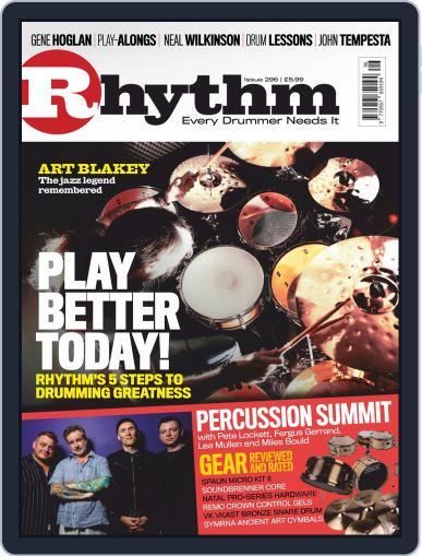 Rhythm (Digital) April 1st, 2020 Issue Cover