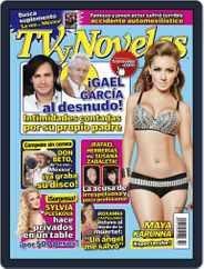 Tvynovelas (Digital) Subscription October 18th, 2011 Issue