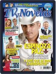 Tvynovelas (Digital) Subscription October 25th, 2011 Issue