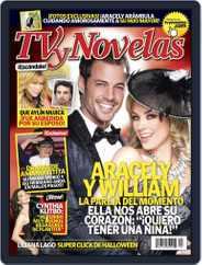 Tvynovelas (Digital) Subscription November 1st, 2011 Issue