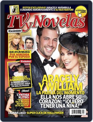 Tvynovelas (Digital) November 1st, 2011 Issue Cover