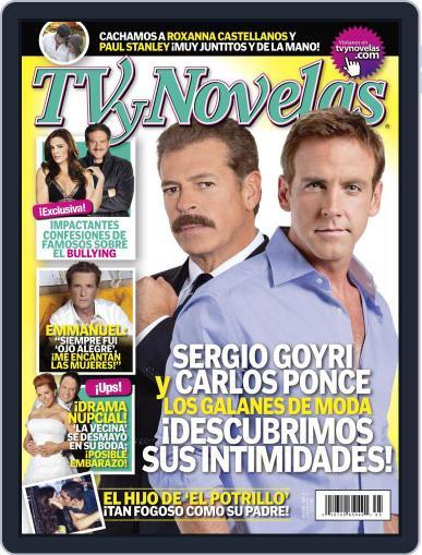 Tvynovelas (Digital) November 8th, 2011 Issue Cover