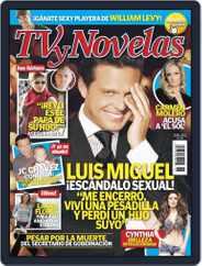 Tvynovelas (Digital) Subscription November 15th, 2011 Issue