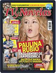 Tvynovelas (Digital) Subscription November 22nd, 2011 Issue