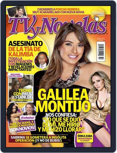 Tvynovelas (Digital) December 13th, 2011 Issue Cover