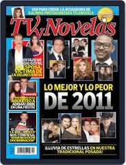 Tvynovelas (Digital) Subscription December 24th, 2011 Issue