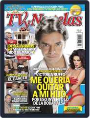 Tvynovelas (Digital) Subscription January 10th, 2012 Issue