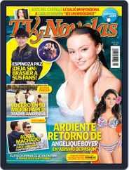 Tvynovelas (Digital) Subscription January 24th, 2012 Issue