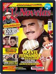 Tvynovelas (Digital) Subscription February 14th, 2012 Issue