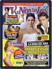 Tvynovelas (Digital) Subscription April 3rd, 2012 Issue
