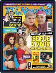 Tvynovelas (Digital) Subscription April 24th, 2012 Issue