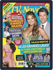 Tvynovelas (Digital) Subscription June 19th, 2012 Issue