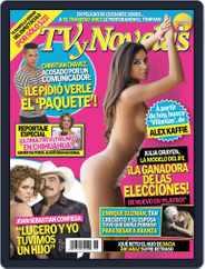 Tvynovelas (Digital) Subscription June 25th, 2012 Issue
