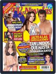 Tvynovelas (Digital) Subscription July 2nd, 2012 Issue