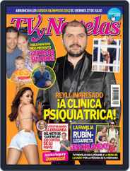 Tvynovelas (Digital) Subscription July 24th, 2012 Issue