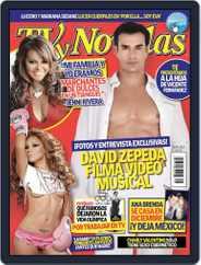 Tvynovelas (Digital) Subscription July 31st, 2012 Issue