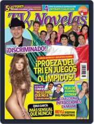 Tvynovelas (Digital) Subscription August 14th, 2012 Issue