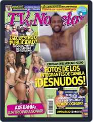 Tvynovelas (Digital) Subscription August 21st, 2012 Issue
