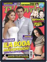 Tvynovelas (Digital) Subscription August 28th, 2012 Issue