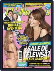 Tvynovelas (Digital) Subscription September 4th, 2012 Issue