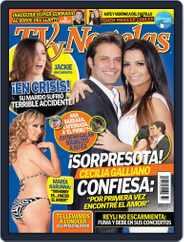 Tvynovelas (Digital) Subscription September 10th, 2012 Issue