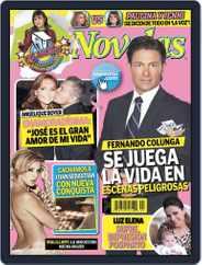 Tvynovelas (Digital) Subscription October 2nd, 2012 Issue