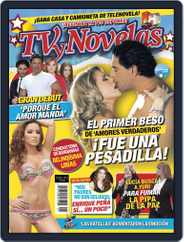 Tvynovelas (Digital) Subscription October 8th, 2012 Issue
