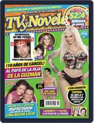 Tvynovelas (Digital) Subscription November 6th, 2012 Issue