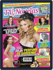 Tvynovelas (Digital) Subscription November 13th, 2012 Issue