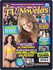 Tvynovelas (Digital) Subscription December 18th, 2012 Issue