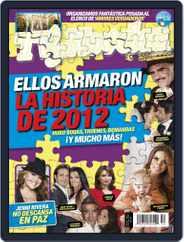 Tvynovelas (Digital) Subscription December 25th, 2012 Issue
